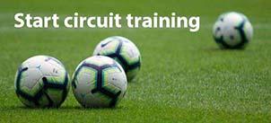Start circuit training 2021-2022